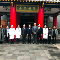 March, 2019 West China University Hospital (HUAXI)
